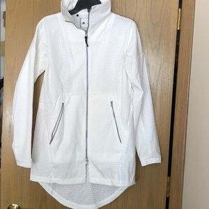 Adidas Reigning Champs high low jacket